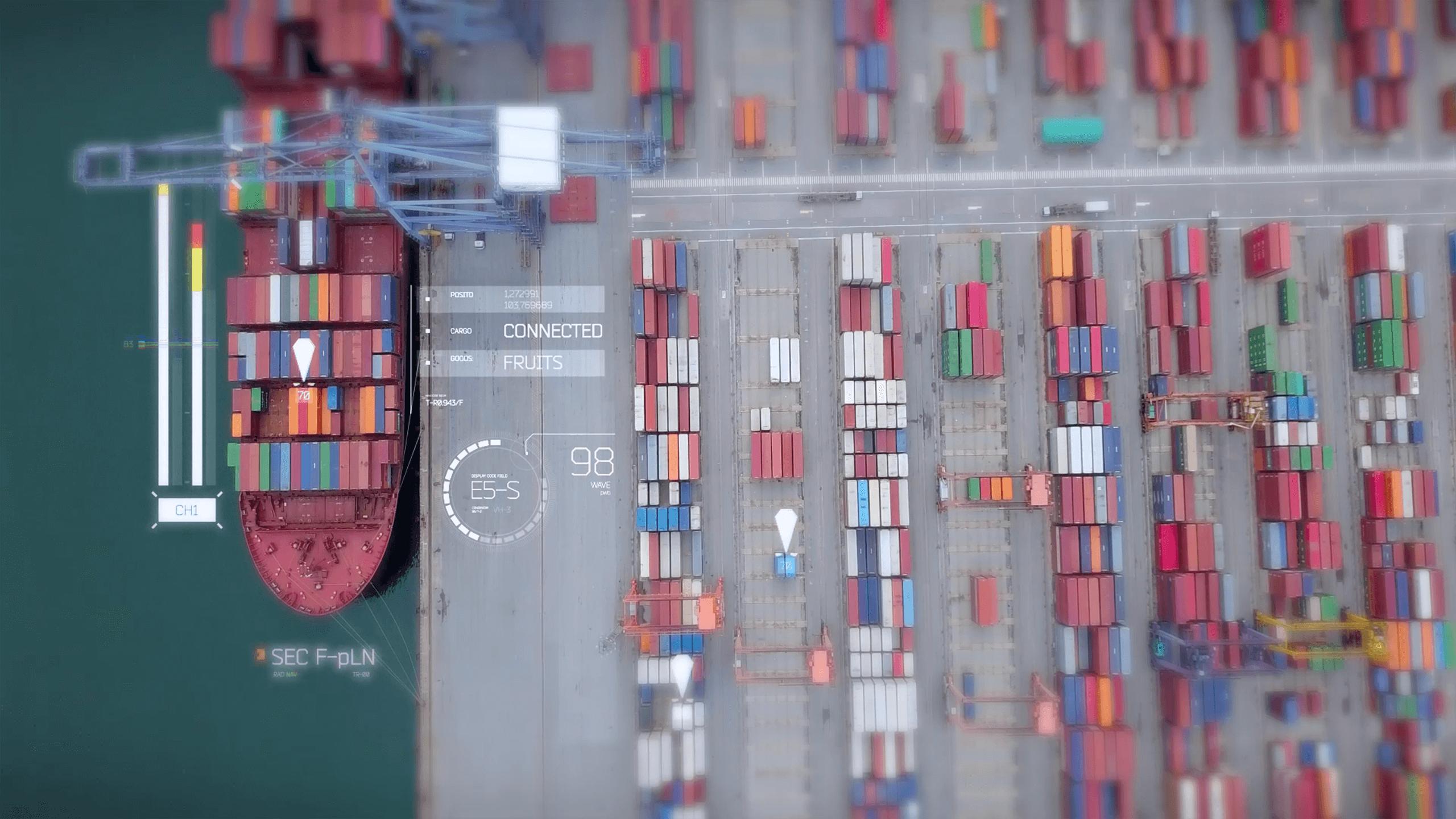 organisation port cargo