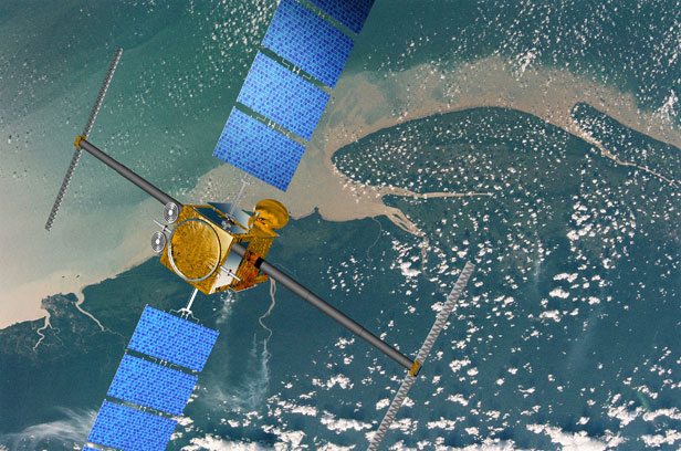 satellite et observations spatiales